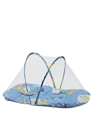 Baby Mosquito Net Tent - Blue