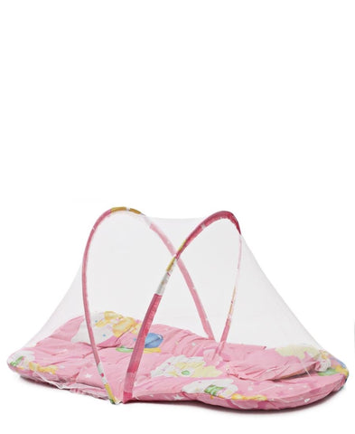 Baby Mosquito Net Tent - Pink