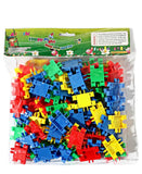 Kids Building Block Set - Multi