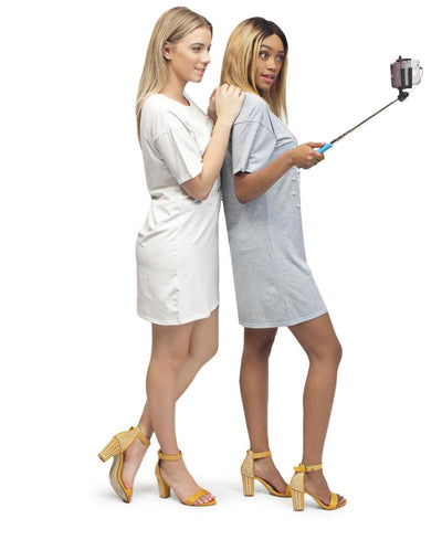 Bluetooth Selfie Stick - Black