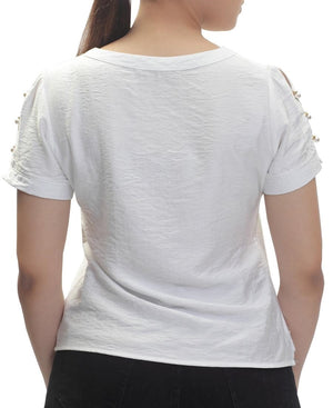 Casual Shirt - White