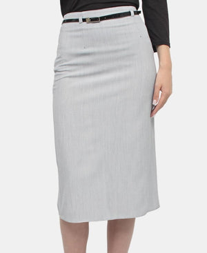 Pencil Skirt - Grey