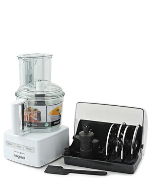 Magimix 2.6L Food Processor - White