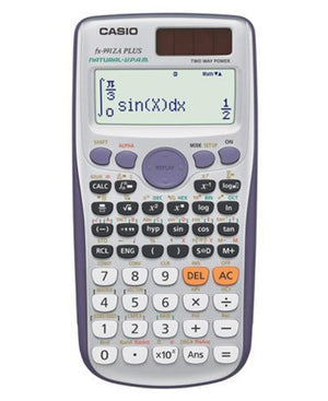 Casio FX-991ZA Plus Scientific Calculator - Grey