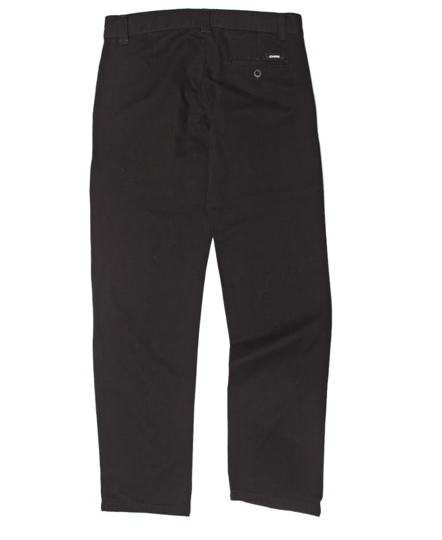 Boys Chinos - Black
