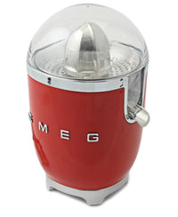 Smeg Electric Citrus Juicer - Red