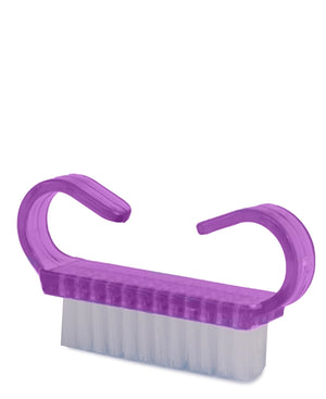 Mini Nail Brush - Purple