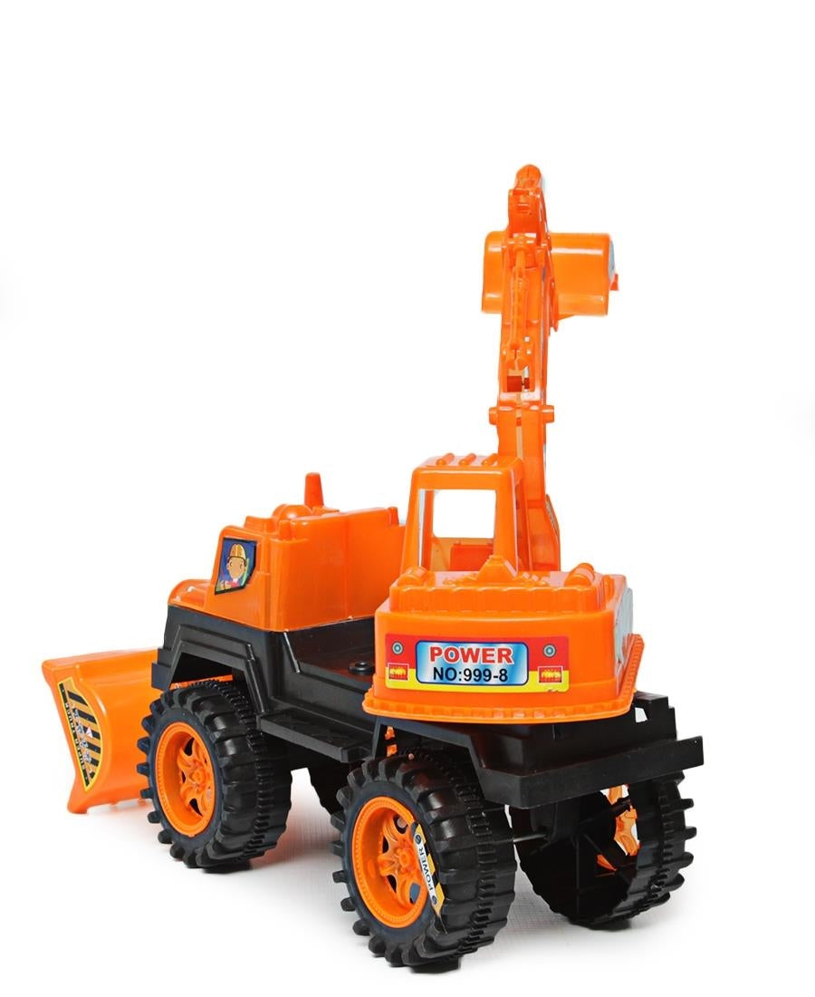 Construction Truck - Orange