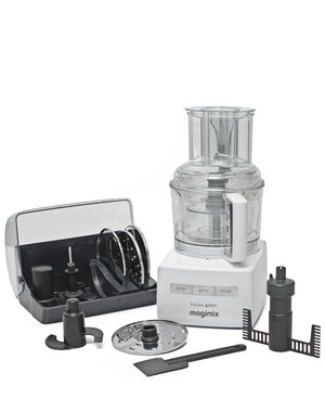 Magimix 3L Food Processor - White
