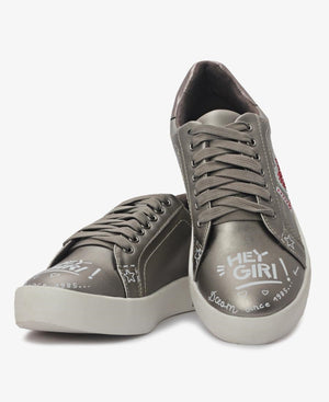 Capri Sneakers - Pewter