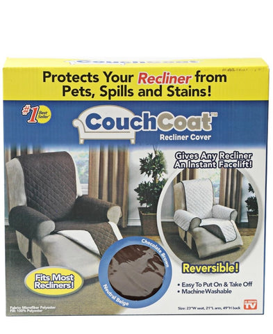 Couch Coat - Brown