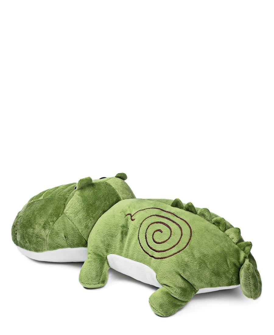 Stuffed Plush Crocodile - Green
