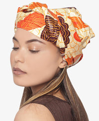Ethnic Doek - Yellow
