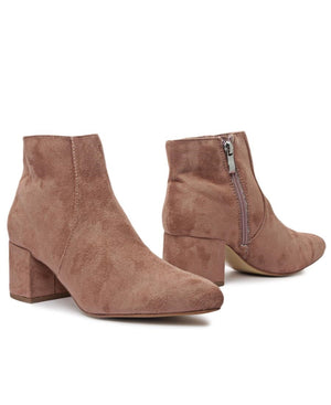 Ankle Boots - Mink