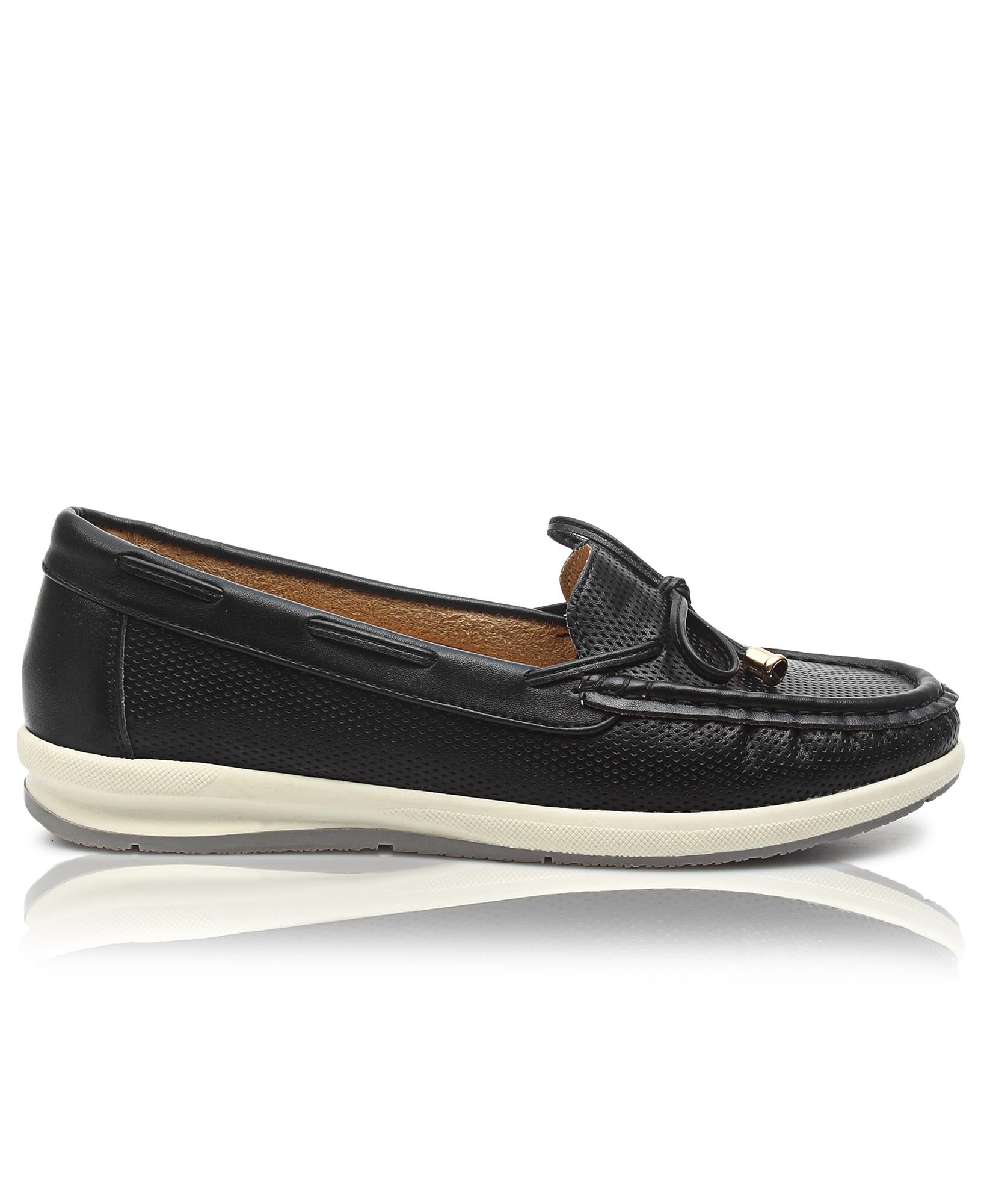 Ladies' Loafers - Black