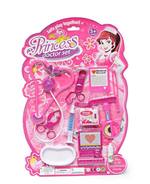 Princess Doctor Set - Pink