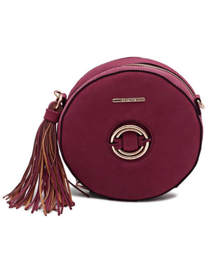 Saddle Bag  - Purple