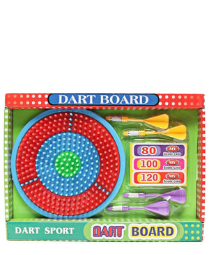 Dart Board - Blue
