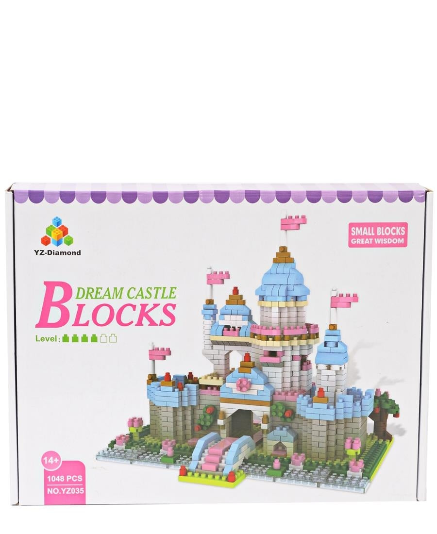 Castle Building Block set - Multi