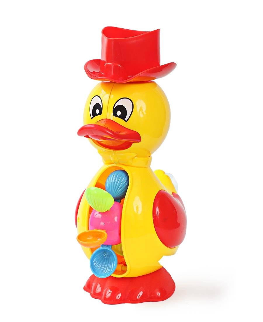 Duck Toy - Yellow