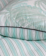 Horrockses 180 Thread Count Polycotton Duvet Cover - Nicola Top