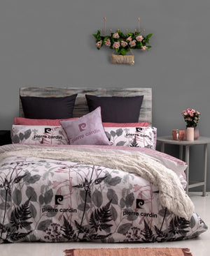 Polycotton Duvet Cover - Juniper Top