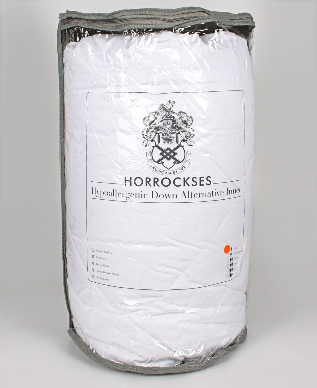Horrockses 425gsm Downproof Duvet Inner - White