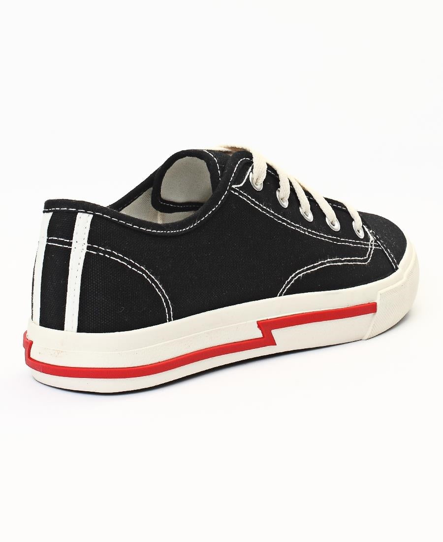 Men's Casual Sneakers - Black