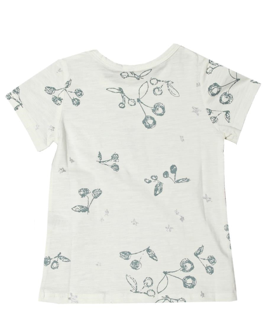 Girls Top - Cream