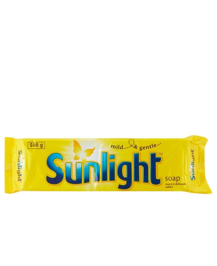 Sunlight Soap 500g - Yellow