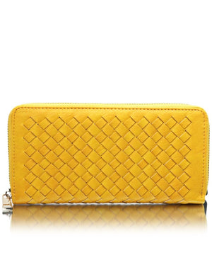Wallet - Yellow