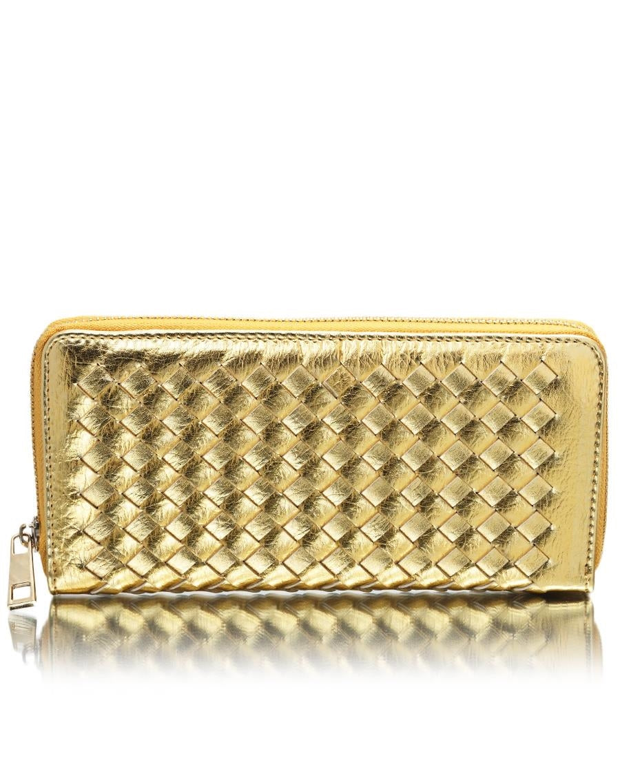 Wallet - Gold