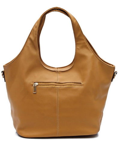 Shopper Bag - Tan