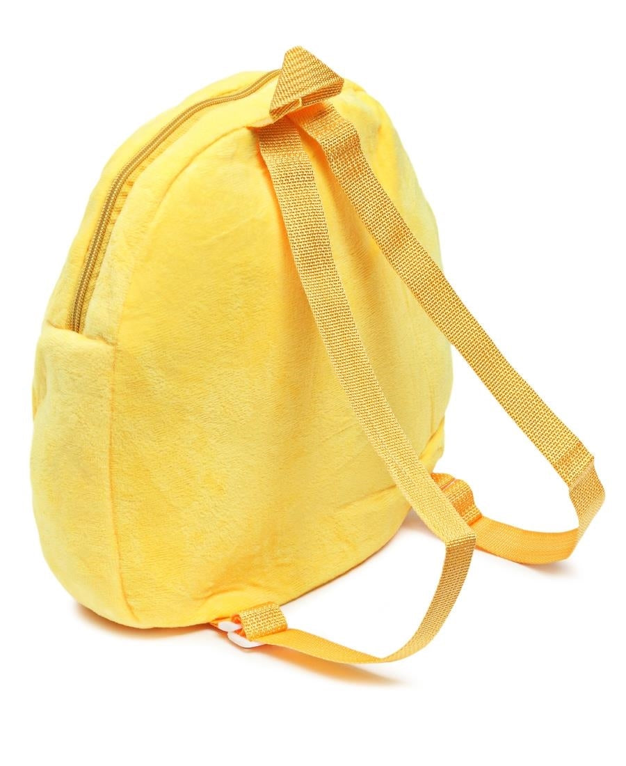 Emoji Backpack - Yellow