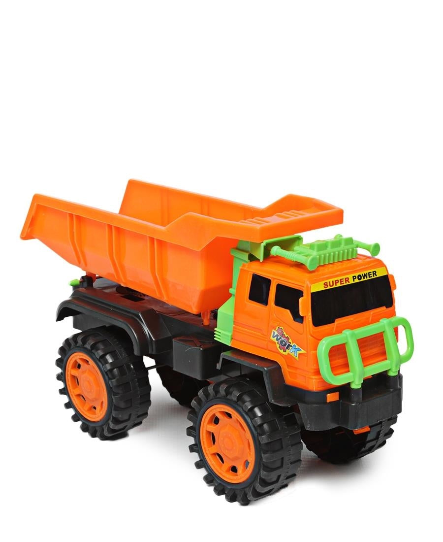 Engineering Truck - Orange