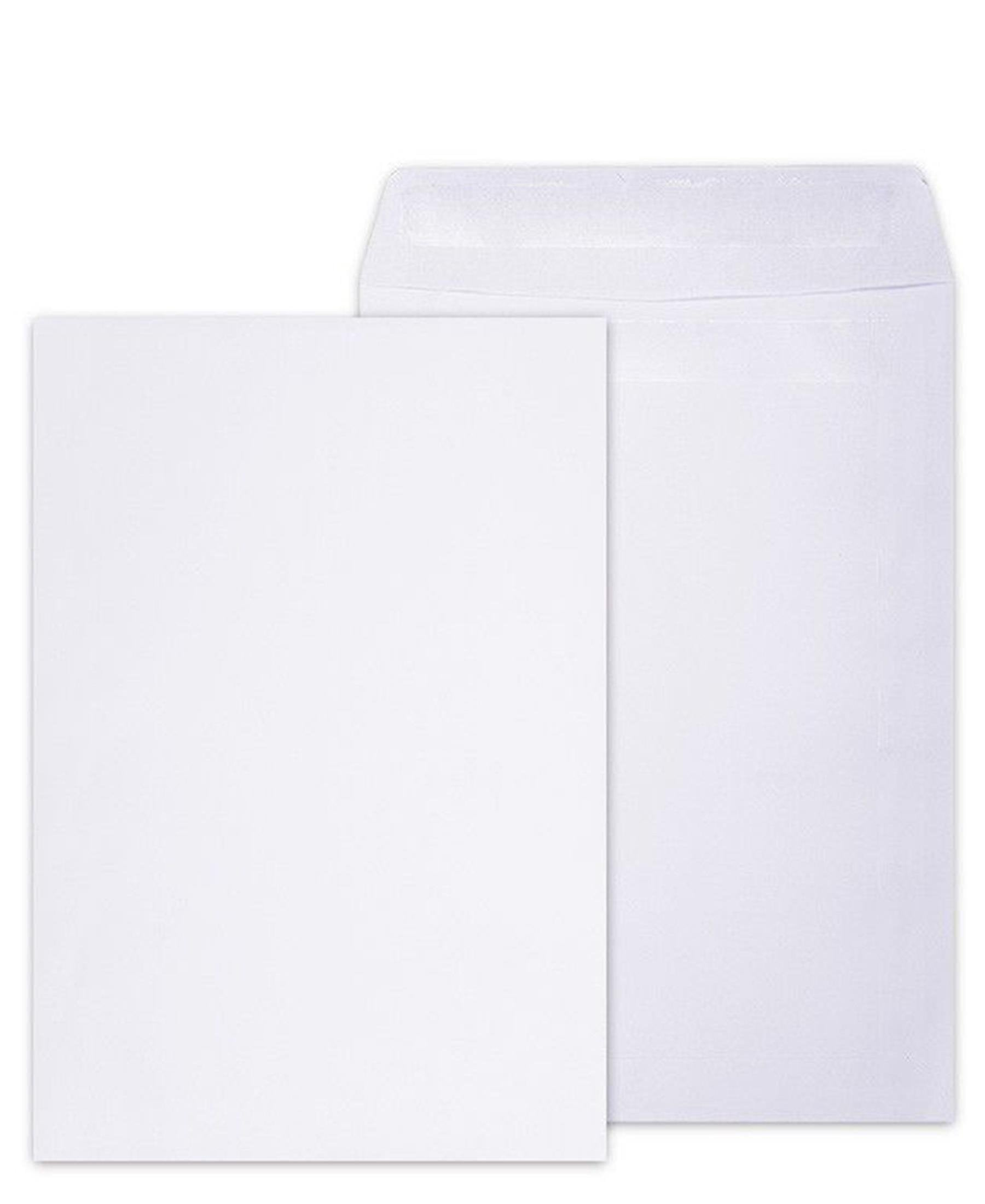 Marlin 10 Pack C4P 324x229mm Self Seal Envelopes - White