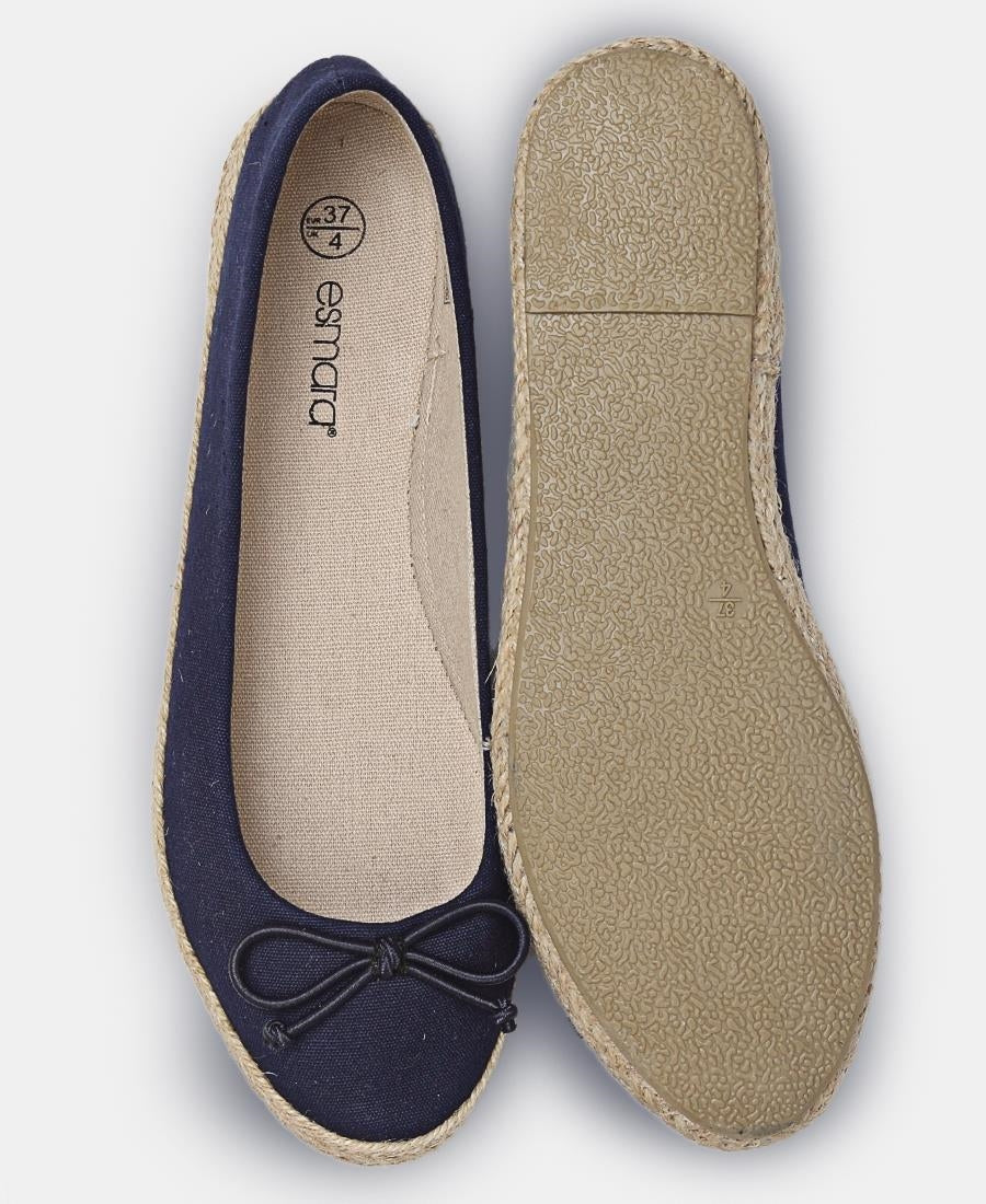 European Designer Pumps - Navy