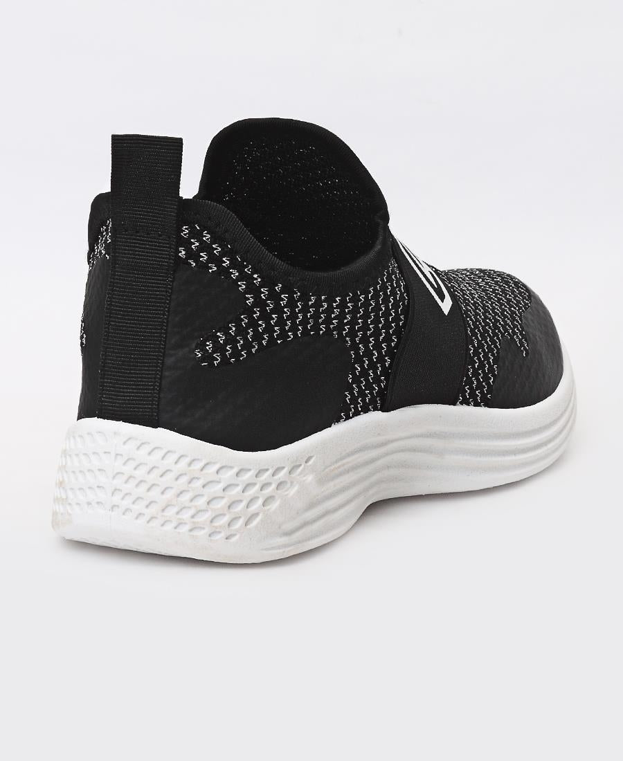 Ladies' Casual Sneakers - Black