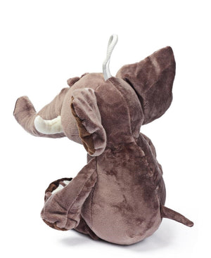 Stuffed Plush Elephant - Choc
