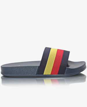 Ladies' Slip On - Navy