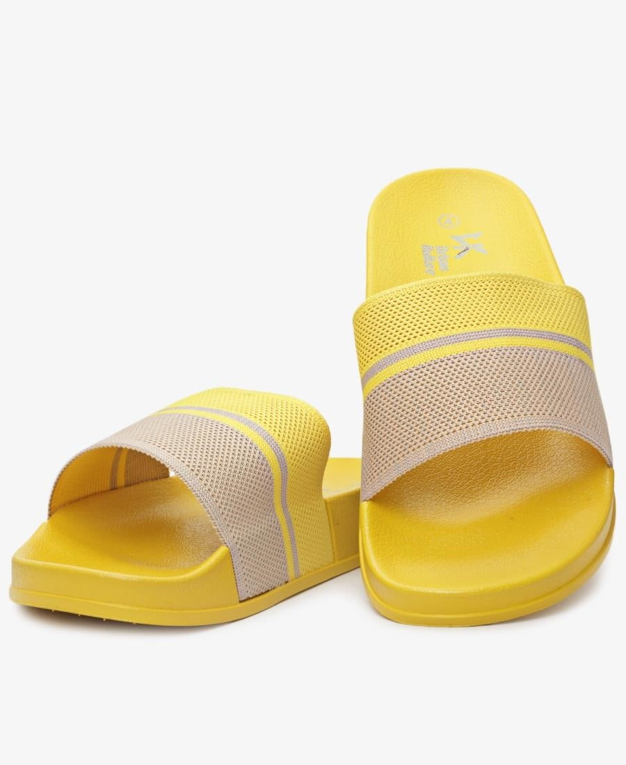 Ladies' Slip On - Yellow