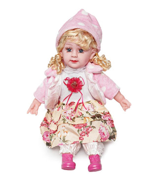 Fashion Doll - Pink