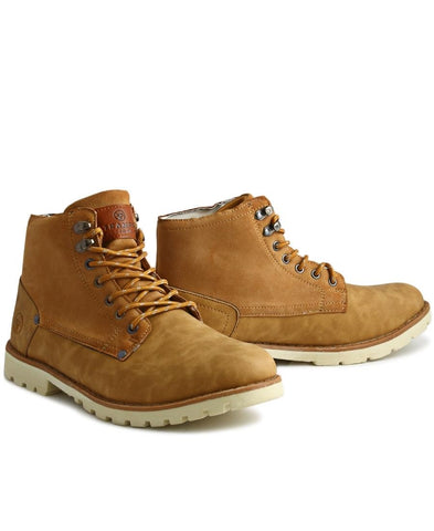 Casual Boots - Camel