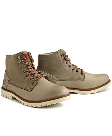 Casual Boots - Taupe