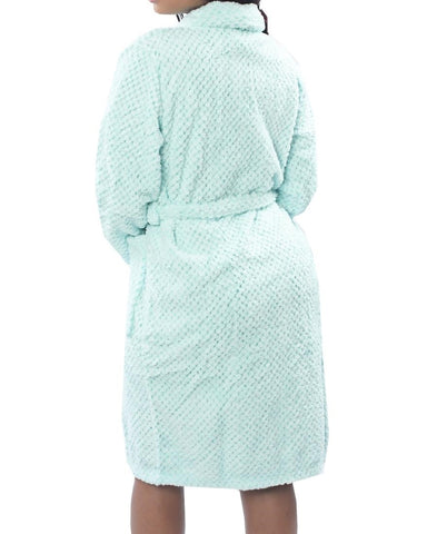 Bathrobe - Light Blue