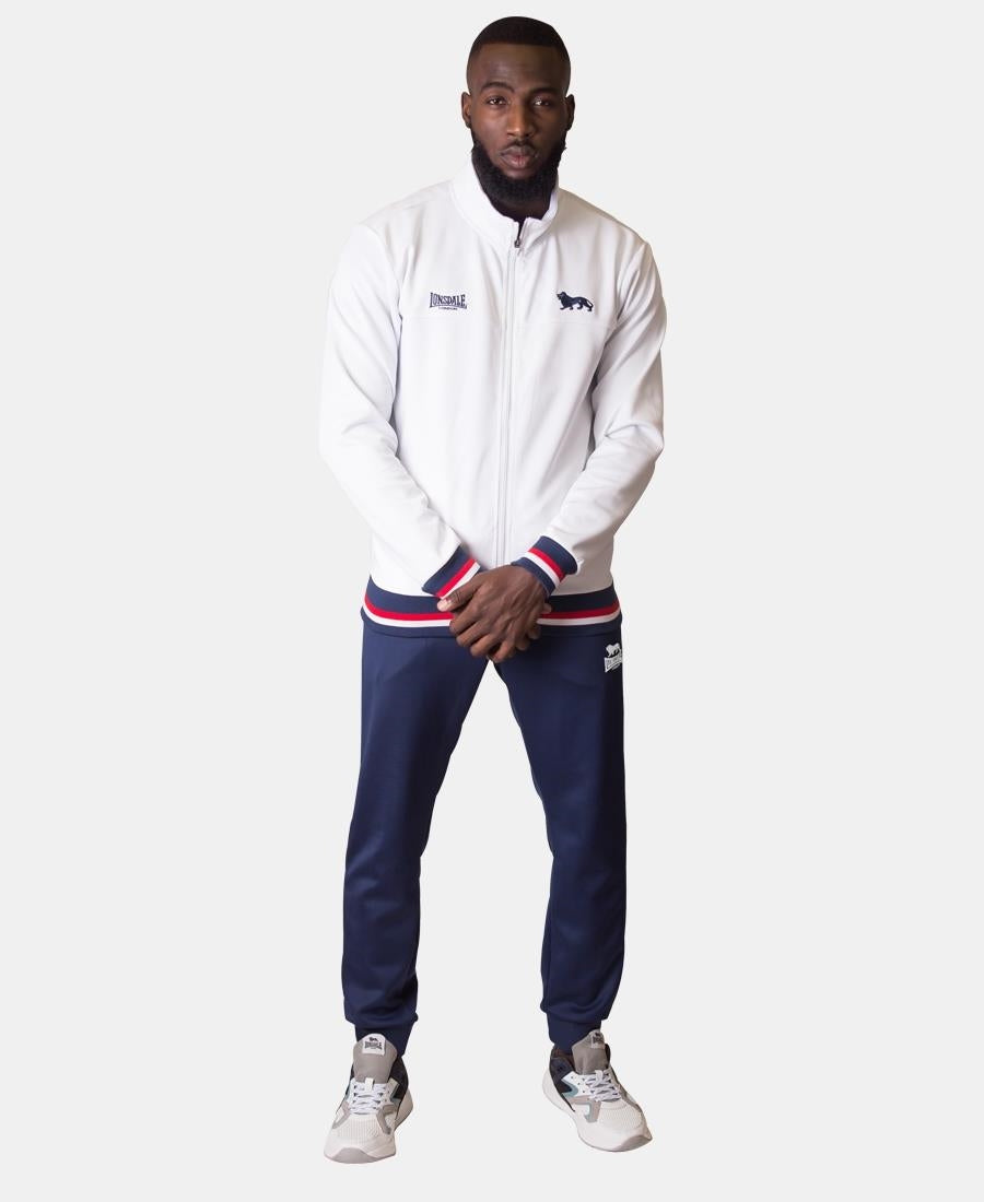 Lonsdale Tracksuit Pants - Navy