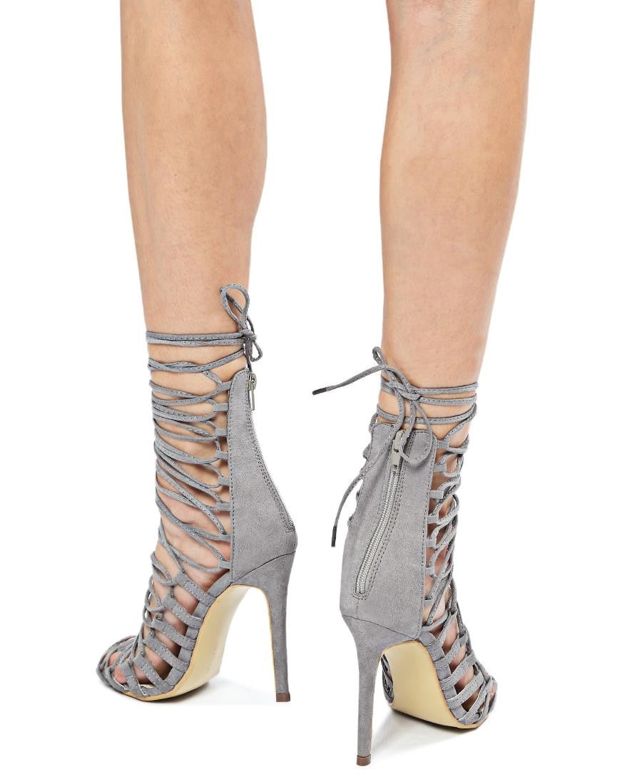 High Heel - Grey