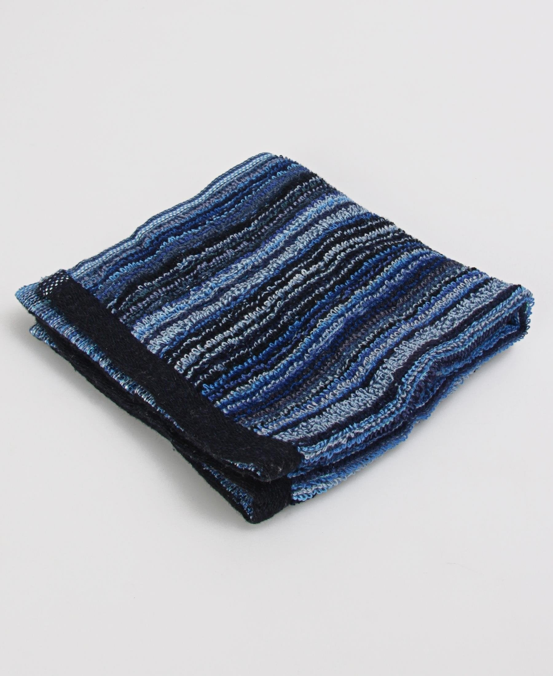 Face Towels - Blue