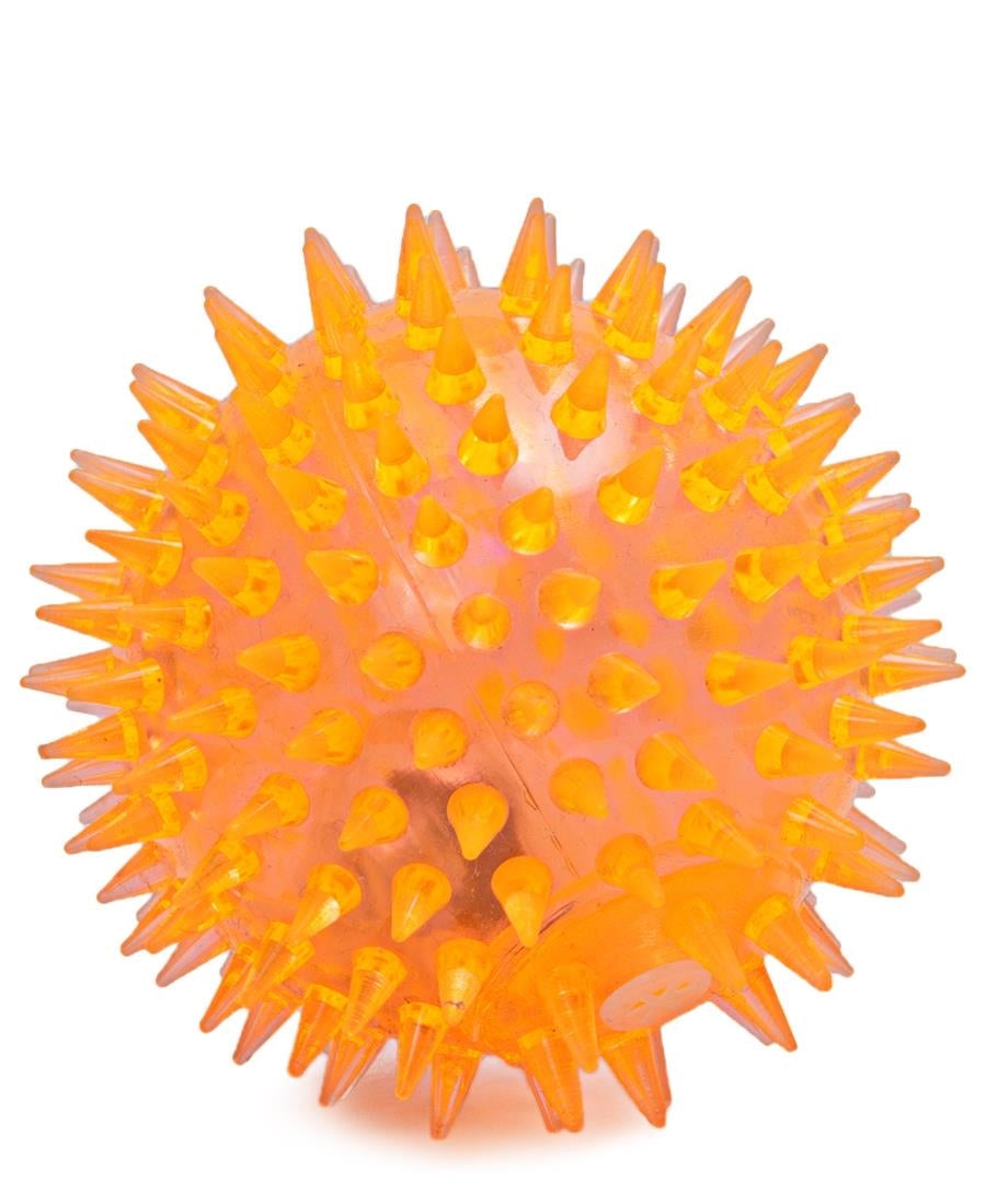Flashing Ball - Orange