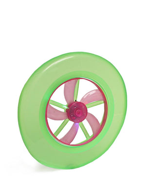 Frisbee - Green-Pink